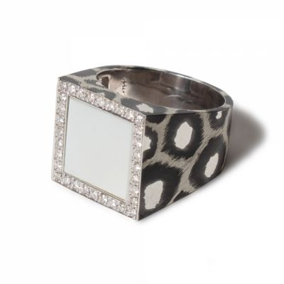 Mariangela Ring SV925 -Mother of Pearl (White)