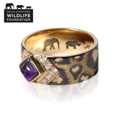 Albina Ring K18 DSWF Limited Edition